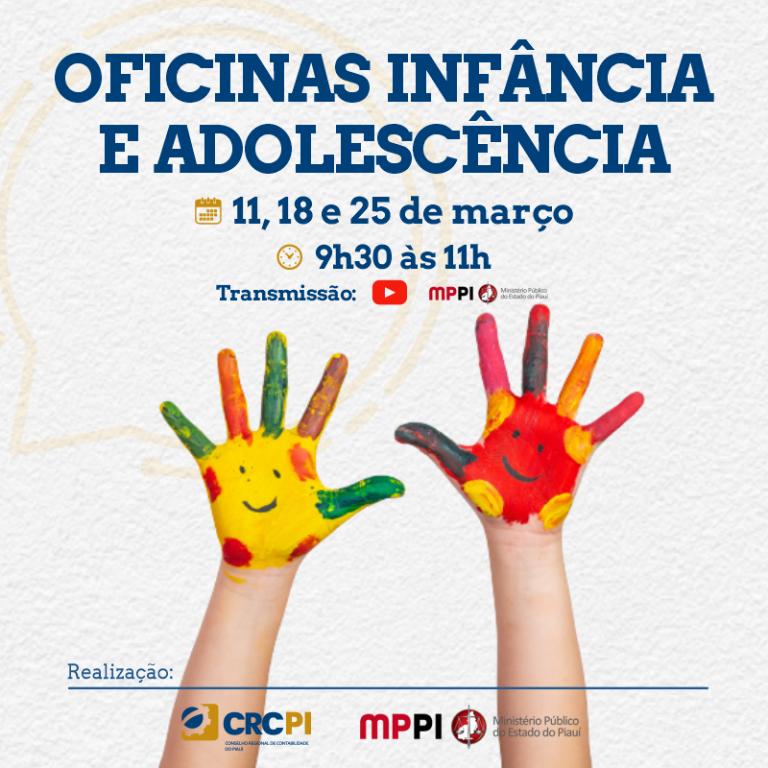 Oficinas virtuais abordam implantação e regularização dos Fundos Municipais daInfânciae Adolescência