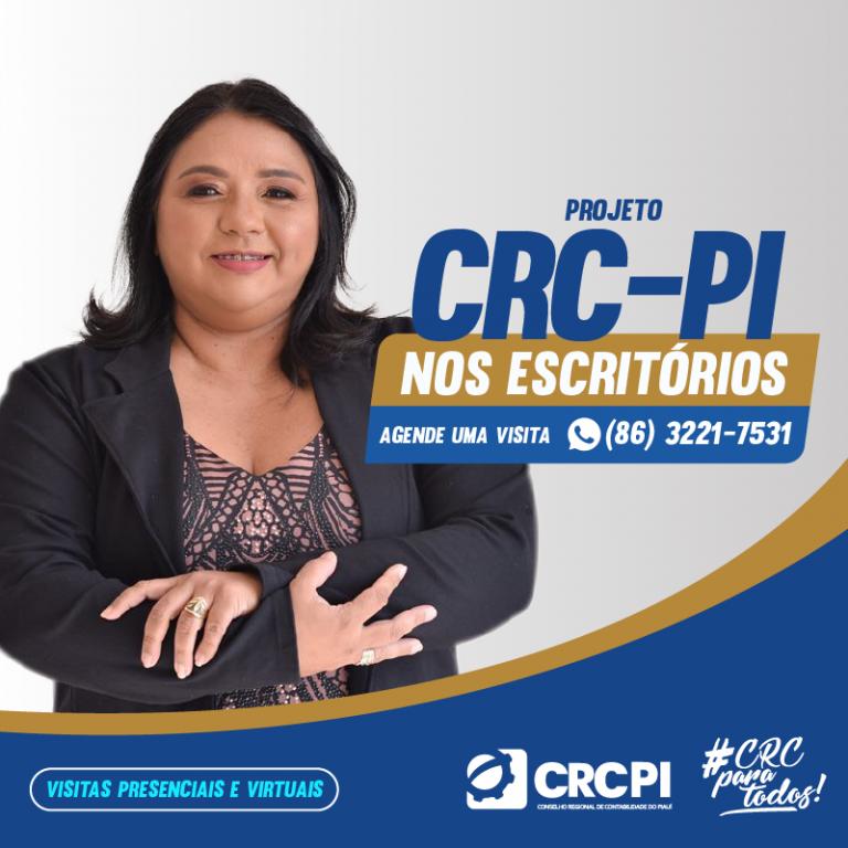 Projeto CRC-PI nos Escritórios fomenta diálogo entre conselheiros e contadores