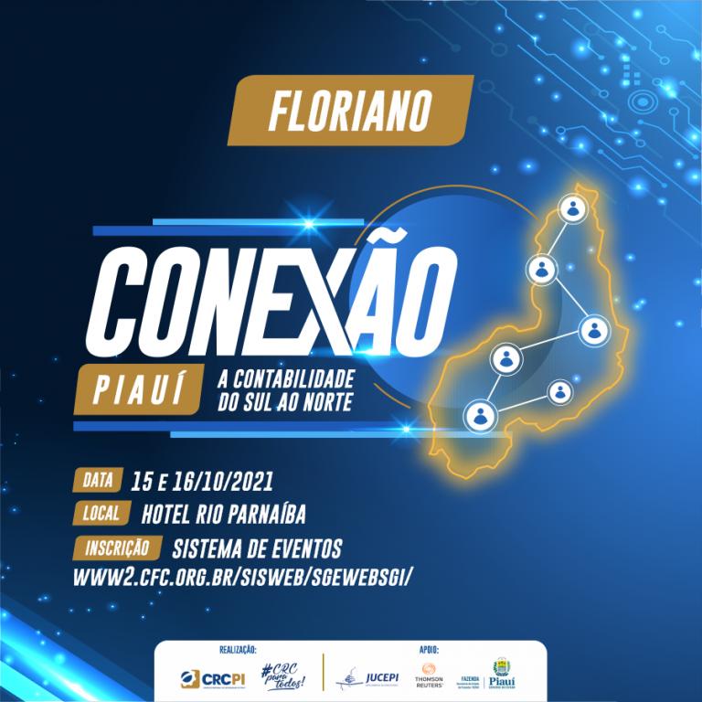 Floriano será a quarta cidade a receber o Fórum Conexão Piauí