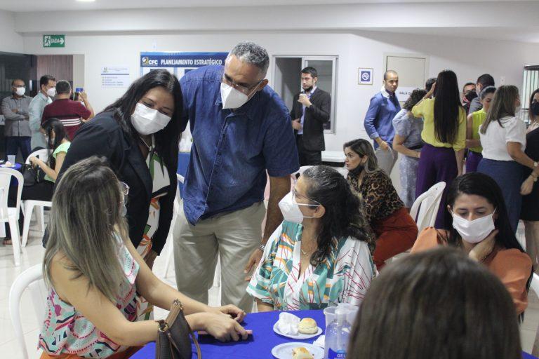 CRC-PI tem manhã de confraternização no Café com Profissionais Contábeis